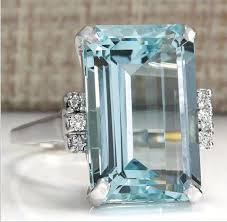 topaz rings prices images 2018 light blue topaz rings set wholesale cheap prices beautiful jpg