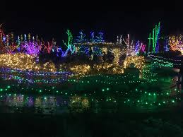 boothbay festival of lights gardens aglow has an amazing display of 500 000 lights george s