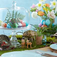 Easter Breakfast Table Decorations by Impressive Easter Table Decorations 27 Easter Table Decorations
