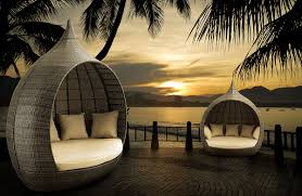 Wicker Look Patio Furniture 10 Outdoor Daybeds You U0027ll Want To Use Indoors