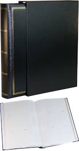 Slip In Photo Albums Black 6x4 Slip In 300 Photo Albums U0026 Slip Cases The Photo Album Shop