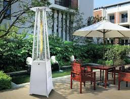 Table Top Gas Patio Heater Garden Gas Heater Garden Gas Patio Heater Butane Hammered Golden