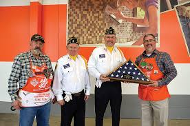 Veterans Flag Depot In Appreciation Of Veterans News Sports Jobs Minot Daily News