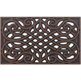 Cast Iron Doormat Amazon Com Esschert Design Cast Iron Doormat Oval 29