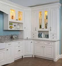 Kitchen Display Cabinets Kitchen Display Showcasing Schrock Cabinets And Schaub Cabinet