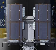 Galileo Satellites Await Launch Side By Side Galileo Launches