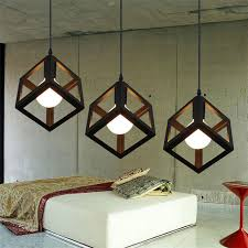 Cube Lights Aliexpress Com Buy Lamp Pendant Lights Modern Led Pendant Lamp
