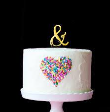 gold cake topper gold cake topper 7cm symbol bake