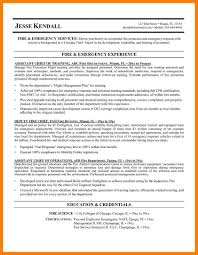 Sample Resume For Firefighter Position by Sample Resume For Firefighter Position Resume For Your Job