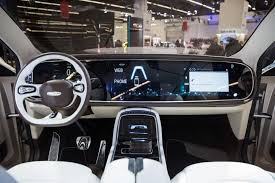 suv tesla inside thunder power suv is not powered by thunder at all frankfurt motor
