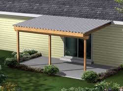 Simple Patio Cover Designs Patio Cover Plans House Plans And More