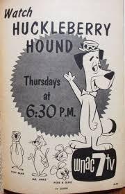 the huckleberry hound show yowp june 2015