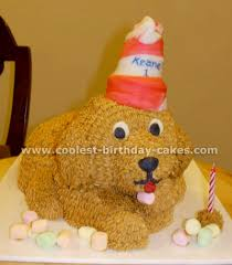 dog shaped birthday cake u003c u003c birthday cakes