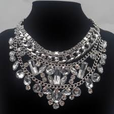 fashion collar necklace wholesale images Cheap statement necklaces silver find statement necklaces silver jpg