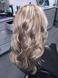 silver hair with blonde lowlights silver blonde highlights with natural dimension eclekticastyle