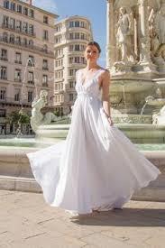 robe mariã e fluide robe de mariée sur mesure lyon ludivine guillot robe mariée