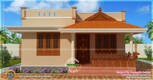 house plan small house single storied in 1150 square feet kerala
