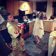 Easy Couple Halloween Costumes 21 Diy Couples Costumes For Halloween Stayglam