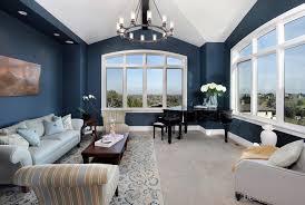 blue livingroom design blue living room walls stylid homes blue living room walls