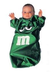 m m costume xcu102 child m m bunting costume infant green