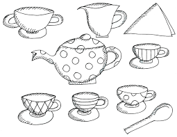 teapot coloring book free download clip art free clip art on