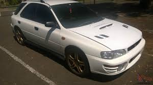 impreza wrx awd 1995 5d hatchback manual lookalike n a 2l motor