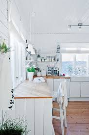 not just kitchen ideas the sink and wooden bench tops and of course white hill