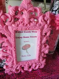 Pink And Black Candy Buffet by Jackie Sorkin U0027s Fabulously Fun Candy Girls Candy World Candy