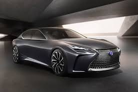 lexus nx uk launch 2018 lexus ls saloon confirmed for detroit motor show autocar