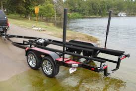 boat trailer guides with lights poe most used how to make homemade boat trailer guides