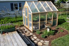 there are also some mini greenhouses can made by your own ifyou