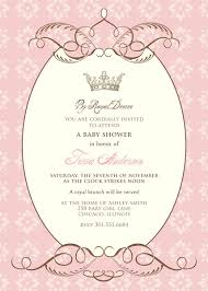 free baby shower templates by royal decree baby shower