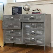 Metal Locker Nightstand Awesome Metal Locker Nightstand Locker Bedside Table Pbteen