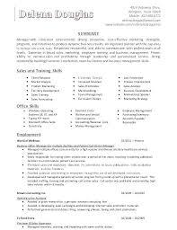 resume skills and abilities exles sales resume skills and abilities sles