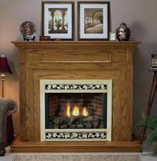 ventless gas fireplace installation propane fireplaces vent free direct vent fireplace with optional aged brick liner