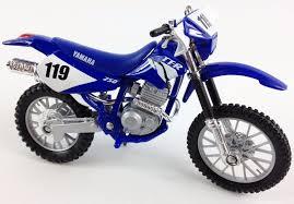 motocross toy bikes yamaha ttr 250 1 18 diecast toy model motocross bike matt