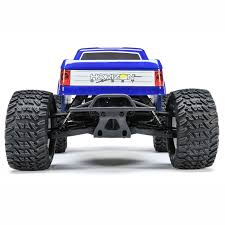 monster jam puff trucks losi tenacity monster truck rcnewz com