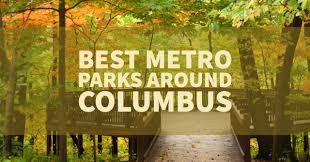 Highbanks Metro Park Map by Best Metro Parks Around Columbus Grove City Summit