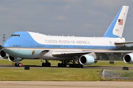 North Carolina travel air images File air force one arrives at the north carolina air national jpg
