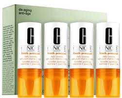 Nivea Serum Vit C clinique fresh pressed daily booster with vitamin c 10