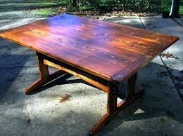 staining a table top staining a table top medium size of a table top how to refinish wood