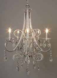Chrome Chandeliers Clearance Isadora Beaded Chandelier Ceiling Lights All Lighting Home