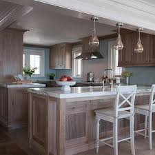 kitchen ideas with brown cabinets kitchen cabinets blue walls design ideas