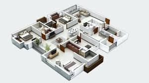 house design plans d two bedroom plan your home 3d3d floor builder