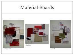 Interior Design Material Board by Danielle Haughian Interior Design Portfolio 2012