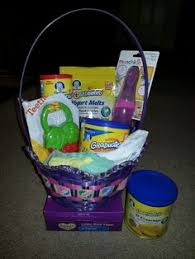 pre made easter baskets for babies baby s easter basket easter basket for baby boy