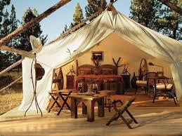 Comfortable Camping Family Friendly Glamping At Moonlight Camp Near Blackfoot River