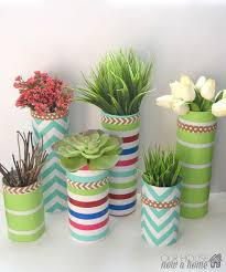 Flower Vase Crafts Glass Vase And Paper Wrapping Craft Hometalk