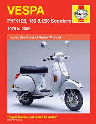 piaggio lambretta u0026 vespa scooters haynes manuals