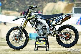 motocross race numbers motocross action magazine mxa team tested decal works semi custom